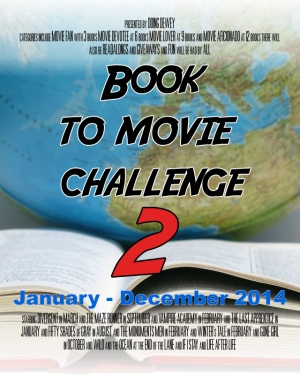 Book 2 Movie Challenge